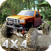 Monster Truck Offroad Rally 3D‏