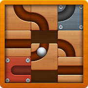Roll the Ball: لعبة قطع ألغاز