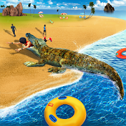 Crocodile Attack - Animal Simulator‏