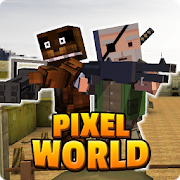 Pixel Z Hunter2 3D - World Battle Survival TPS‏