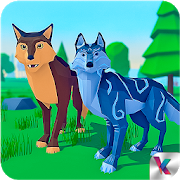 Wolf Simulator Fantasy Jungle‏