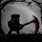 Mahluk: Dark demon - Retro horror platformer