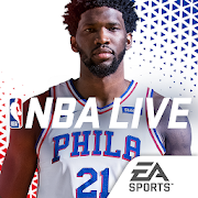 NBA LIVE Mobile Basketball‏