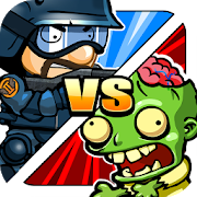 SWAT and Zombies - Defense & Battle‏