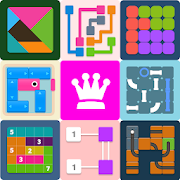 Puzzledom - classic puzzles all in one‏