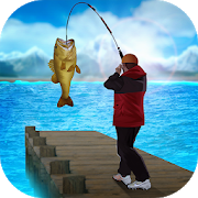 Fishing Simulator: Hook Catch & Hunting Game‏