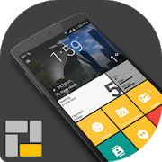 Square Home 3 - Launcher : Windows style‏ APK