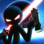 Stickman Ghost 2: Galaxy Wars - Shadow Action RPG‏