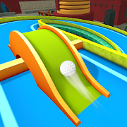 Mini Golf 3D City Stars Arcade - Multiplayer Rival‏ APK