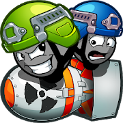 Warlings: هرمجدون APK