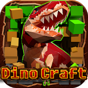 DinoCraft Survive & Craft Pocket Edition‏