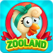 Farm Zoo: Happy Day in Animal Village and Pet City‏