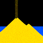 sand:box - relaxing particle engine
