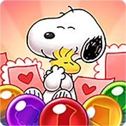 Snoopy Pop - Free Match, Blast & Pop Bubble Game‏