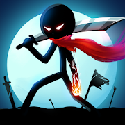 Stickman Ghost: Ninja Warrior: Action Game Offline‏