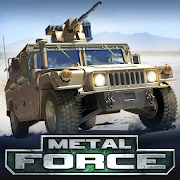 Metal Force: PvP Car Shooter‏