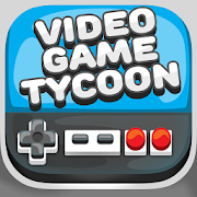 Video Game Tycoon - Idle Clicker & Tap Inc Game‏