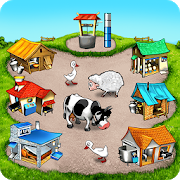 Farm Frenzy Free: Time management game‏ APK