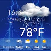 توقعات الطقس المحلية