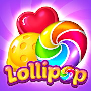 Lollipop: Sweet Taste Match 3‏ APK
