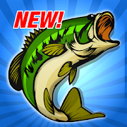 Master Bass Angler: Free Fishing Game‏
