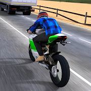 Moto Traffic Race‏