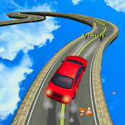 Racing Car Stunts On Impossible Tracks: Free Games‏