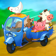 Jolly Days Farm: Time Management Game‏