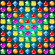 Jewels Jungle : Match 3 Puzzle‏