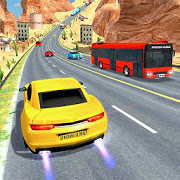 Modern Car Traffic Racing Tour - free games‏