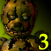Five Nights at Freddy's 3‏