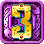 Treasures of Montezuma 3 Free. True Match-3 Game.‏