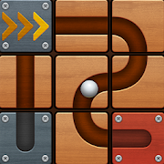 Roll the Ball®: slide puzzle 2‏