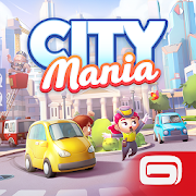 City Mania: Town Building Game‏