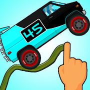 Road Draw: Climb Your Own Hills‏ APK
