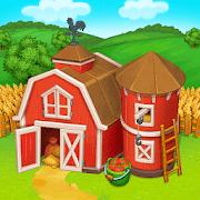 Farm Town: Happy village near small city and town‏