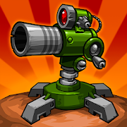 Tactical War: Tower Defense Game‏