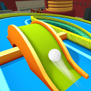 Mini Golf 3D City Stars Arcade - Multiplayer Rival‏