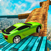 Impossible Tracks Stunt Car Racing Fun: Car Games‏