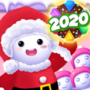 Ice Crush 2020 -A Jewels Puzzle Matching Adventure‏