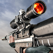 Sniper 3D Gun Shooter: Free Elite Shooting Games‏