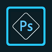 Adobe Photoshop Express: محرر لتركيب مجموعة صور