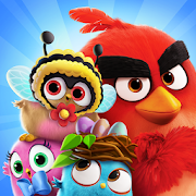 Angry Birds Match 3‏