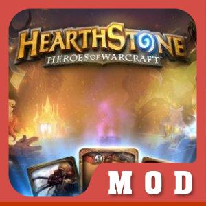 Download Hearthstone Heroes of Warcraft v2 2 0 8036 Mod and