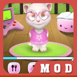 My Talking Angela 1 5 1 Mod and Hack APK 1 0 Download - Free