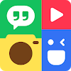 PhotoGrid: Video & Pic Collage Maker, Photo Editor APK icon