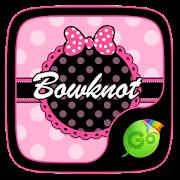 Bowknot Pro GO Keyboard Theme