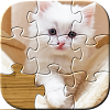 Cats & Kitten Kids Puzzle Game