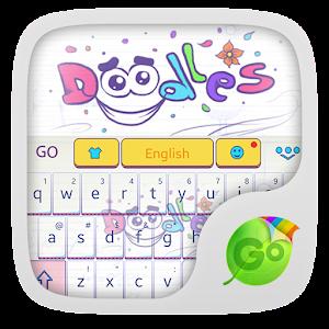 Doodles GO Keyboard Theme