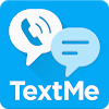 Text Me: Text Free, Call Free, Second Phone Number APK icon